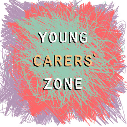 Young Carers Zone logo